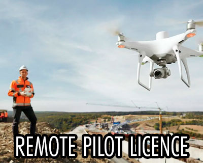 Remote Pilot Licence