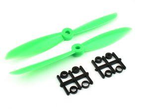 Gemfan GFN 6045 Multirotor Propellers (2xCW 2xCCW) Green