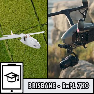 RePL Multi Rotor Sub 7kg Online, Sub7kg Aeroplane - Brisbane