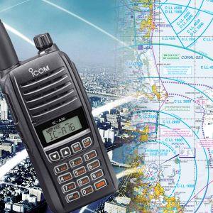 Aeronautical Radio Operator Certificate with ELP