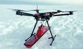GPR+DRONE INTEGRATED SYSTEM