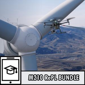 DJI Matrice 210 RTK V2 Combo, RePL7kg and ReOC Bundle