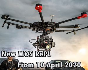 New MOS RePL sub 25kg, AROC, ReOC Support Business Bundle, including ReOC Fees