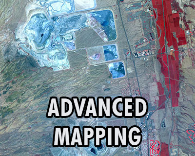 Advanced Mapping and Modelling