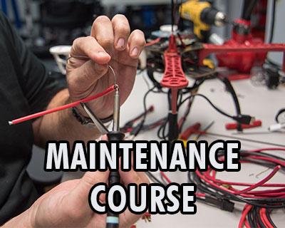 Drone Maintenance Course