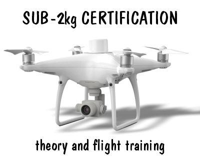 Sub 2kg Certification