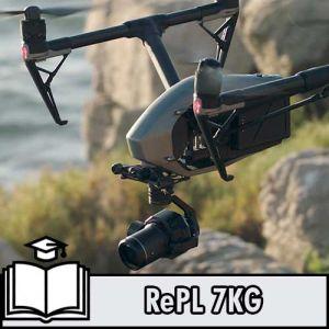 RePL Multi Rotor Sub 7kg  with AROC, ELP - Bundaberg