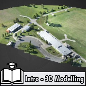 RPAQ Introduction to 3D Modelling Course