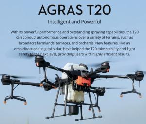 Agras T20 Business Bundle