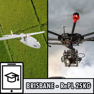 RePL Multi Rotor Sub 25kg Online, Sub7kg Aeroplane - Brisbane