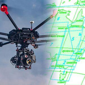 Online RePL Multi Rotor Sub 25kg, Sub 7kg Aeroplane, Sub 25kg Helicopter - Brisbane