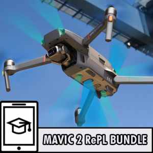 DJI Mavic 2 Enterprise (Dual) and sub 7kg RePL with AROC/ELP