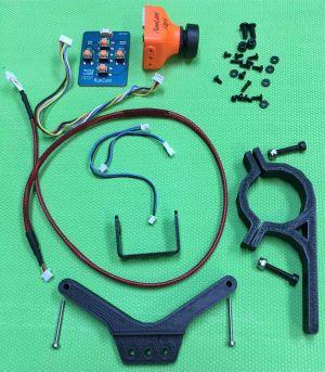 FPV camera / wiring kit