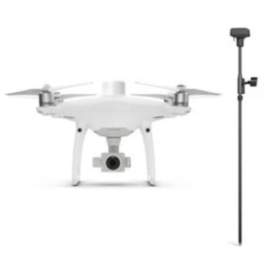 DJI Phantom 4 RTK with D-RTK 2 Mobile Station