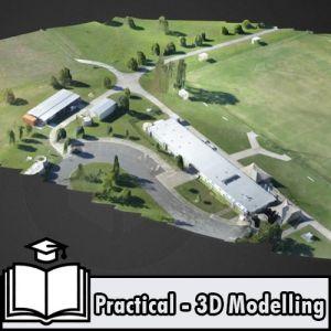 RPAQ Practical 3D Modelling Course