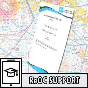 ReOC Documents, Briefing, Support, including  CASA Fees