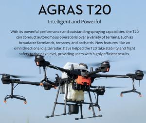 DJI AGRAS T20 Agri Drone