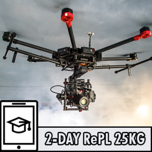 RePL Multi Rotor Sub 25kg Online with AROC, ELP