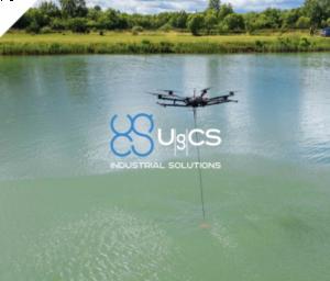 Airborne Bathymetric Survey