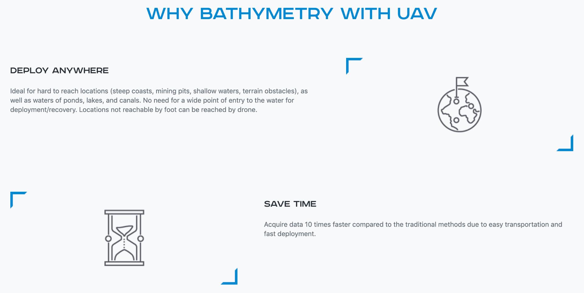 UGCS Bathymetric