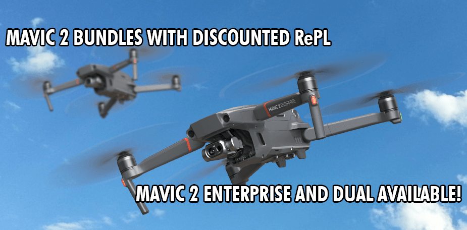 Mavic 2 with RePL Bundle